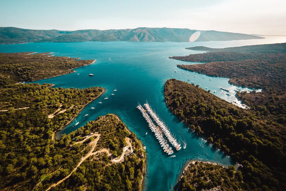 The Yacht Week - Croatia