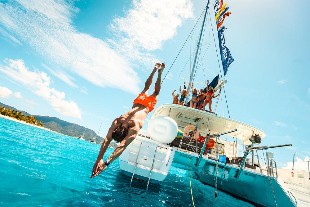 The Yacht Week BVI