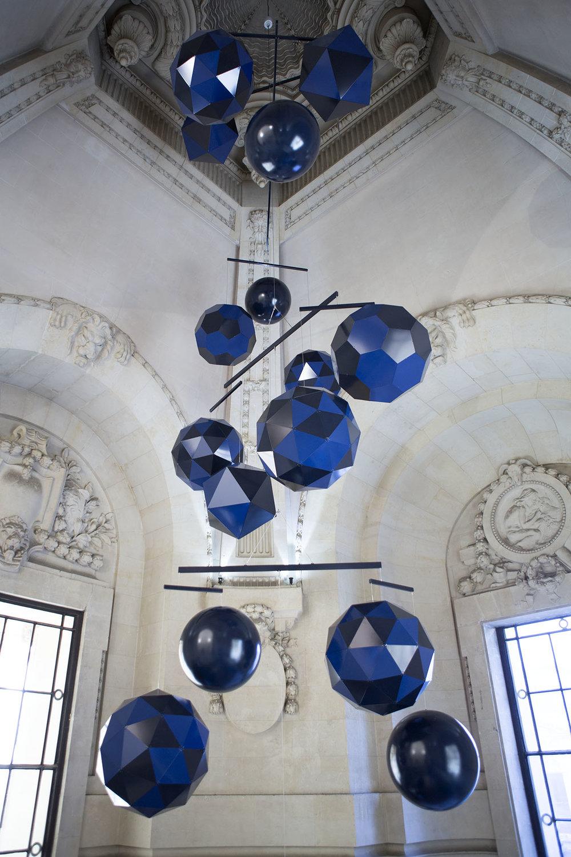 Xavier Veilhan, Dynamo, Grand Palais