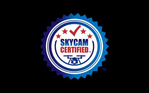 SkyCam Certified Logo