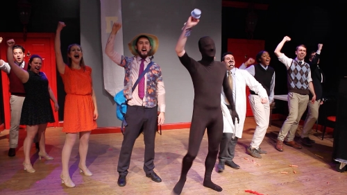 """""""The Disembodied Hand That Fisted Everyone to Death: The Musical!' is a perfect essential parody that works brilliantly within its own niche."""""""