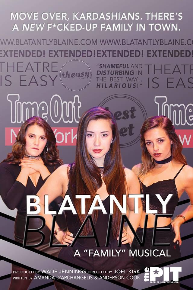 Blatantly Blaine