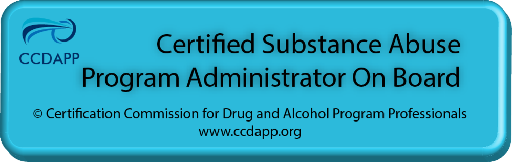 For use by  CSAPA s.  If you are a CDAPA, with a focus on a specific DOT agency, see bottom of this page.