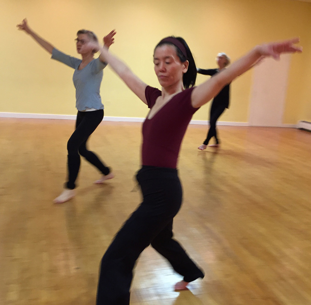 We are happy to welcome back Modern Dance with Annie Sailer to our center. Classes are usually held Monday nights, 6-7:30pm and this week on Wednesday nights. Stay tuned!