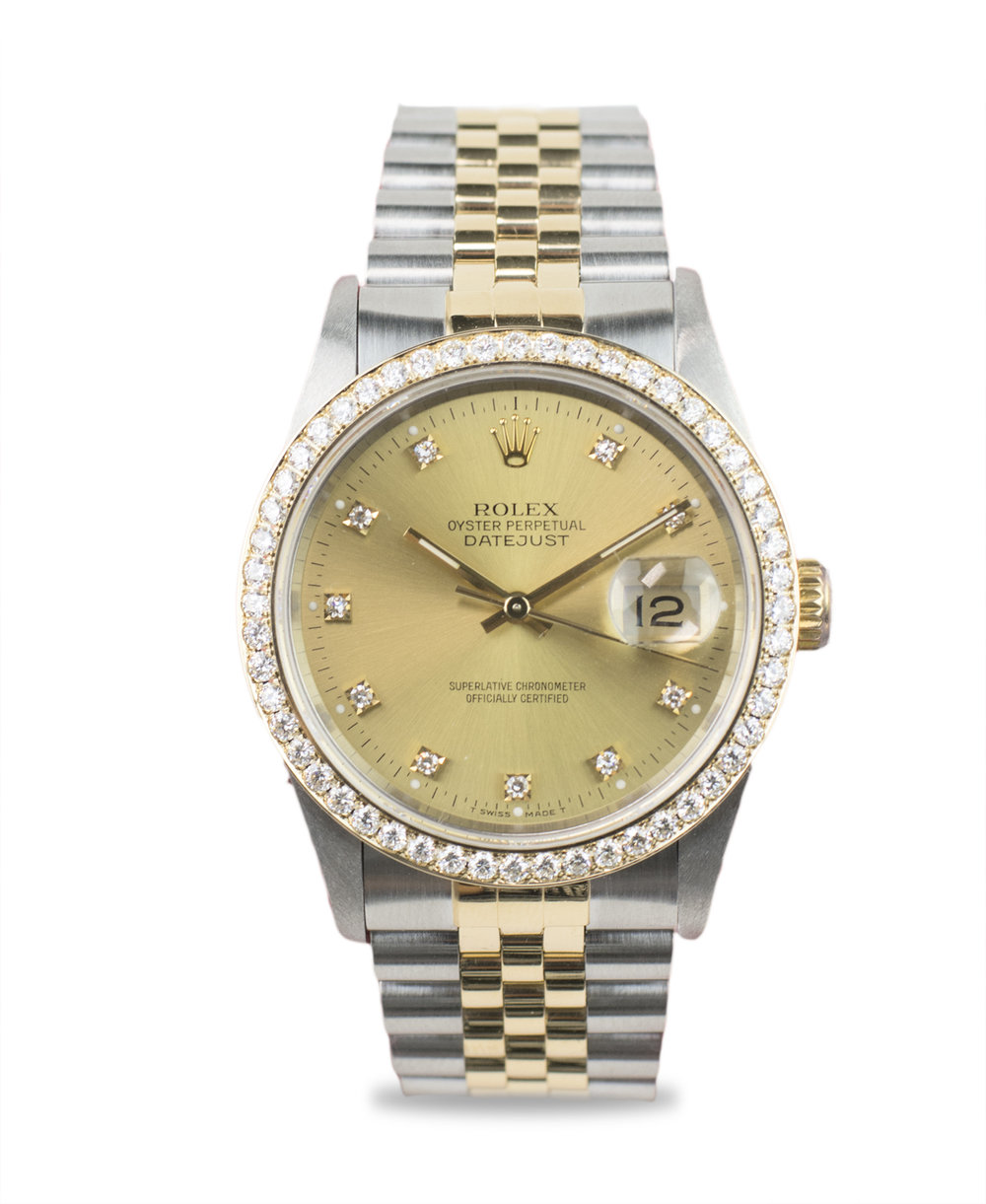 Swiss Crown USA - Pre-Owned Rolex Watches
