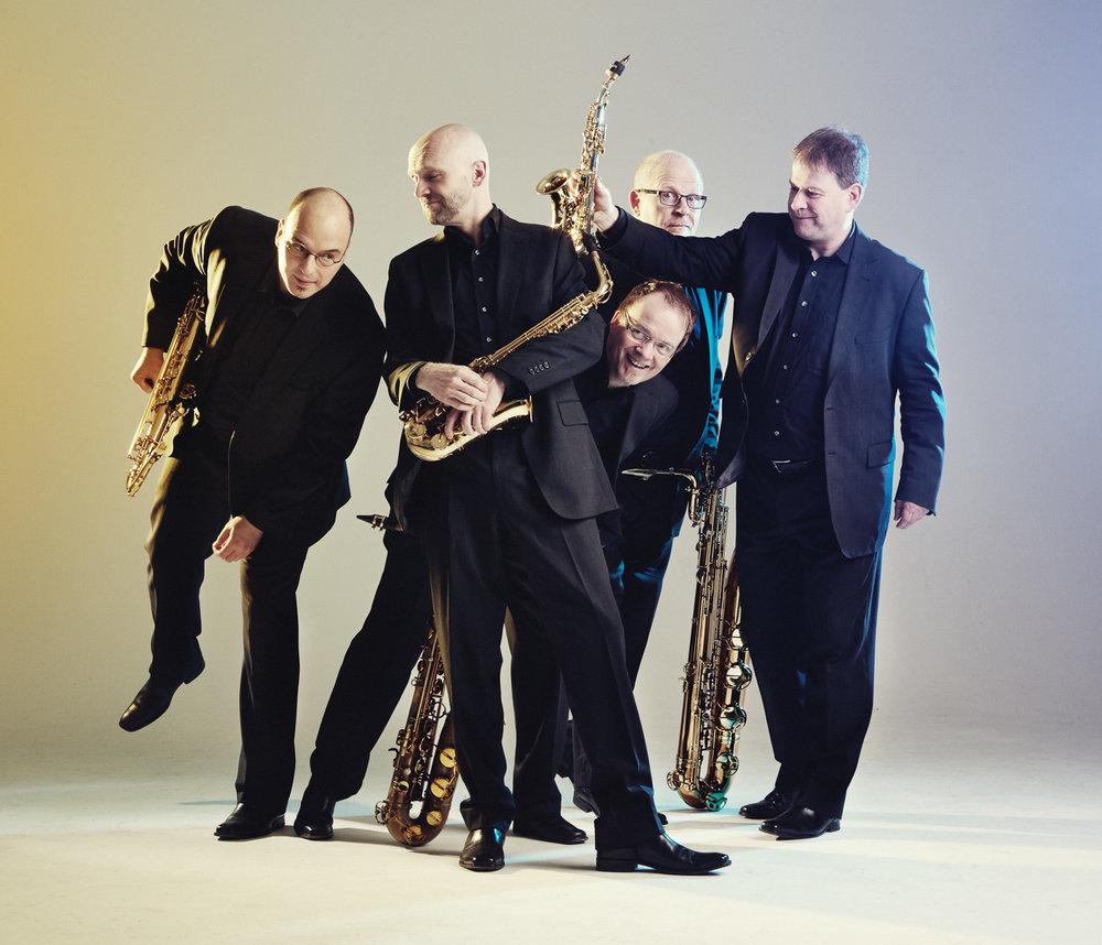 Quintessence Saxophone Quintet