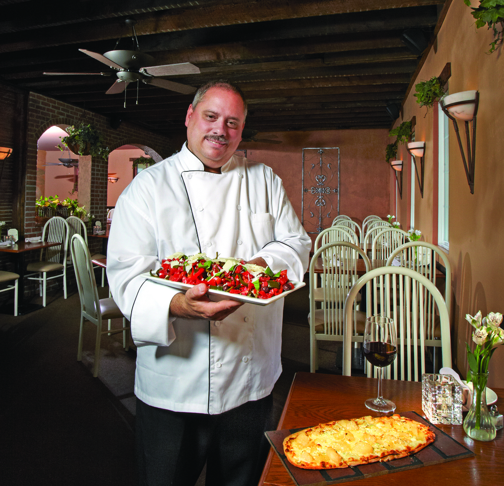 Chef and Owner Michael Farsace