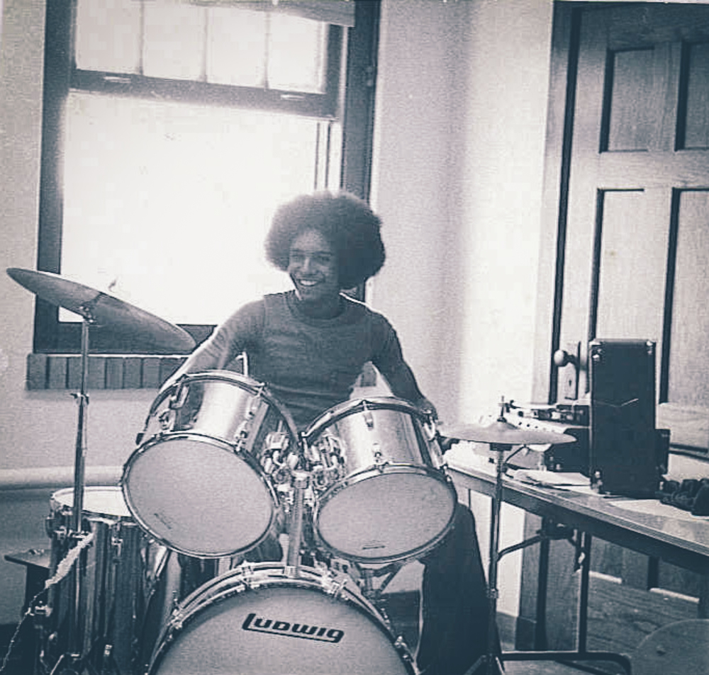 Band Room University City Senior High 1976