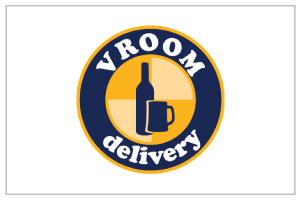 VROOM DELIVERY   10% Off Beer, Wine & Liquor