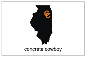 CONCRETE COWBOY   15% Off Purchase