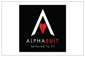 ALPHA SUIT   FREE Custom Shirt with Suit Purchase