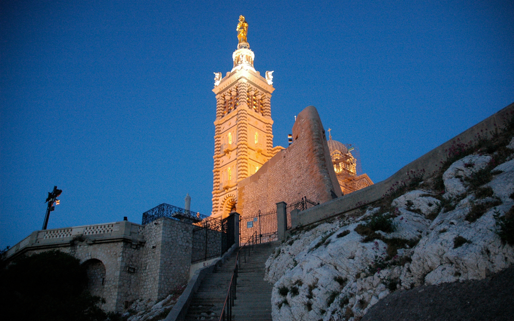 Notre Dame de la Garde, Maseille © 2016 Church InSites, LLC. All Rights Reserved.