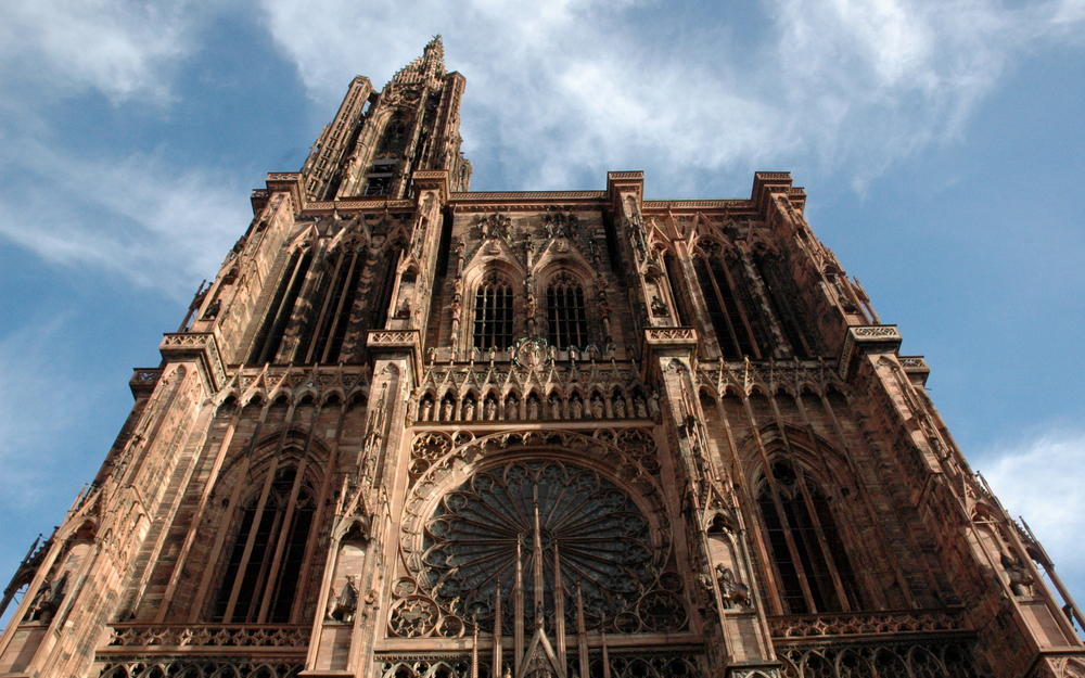 Strasbourg Cathedral © 2016 Church InSites, LLC. All Rights Reserved.