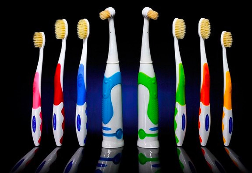 Innovating Toothbrushes by Dr. Plotka