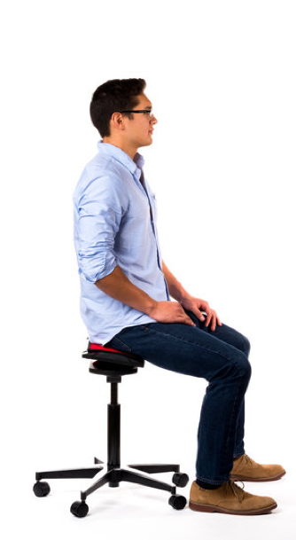 Yes active sitting necessarily involves some muscular activity but this small investment can pay big idends in terms of both comfort and productivity.  sc 1 st  QOR360 & Comfortable Chairs and the Purpose of Sitting u2014 QOR360
