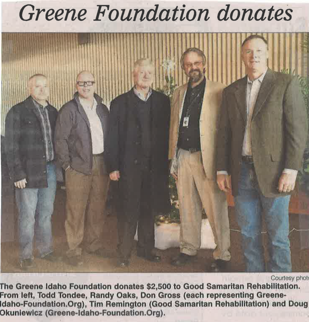 Good Samaritan donation 2015.png