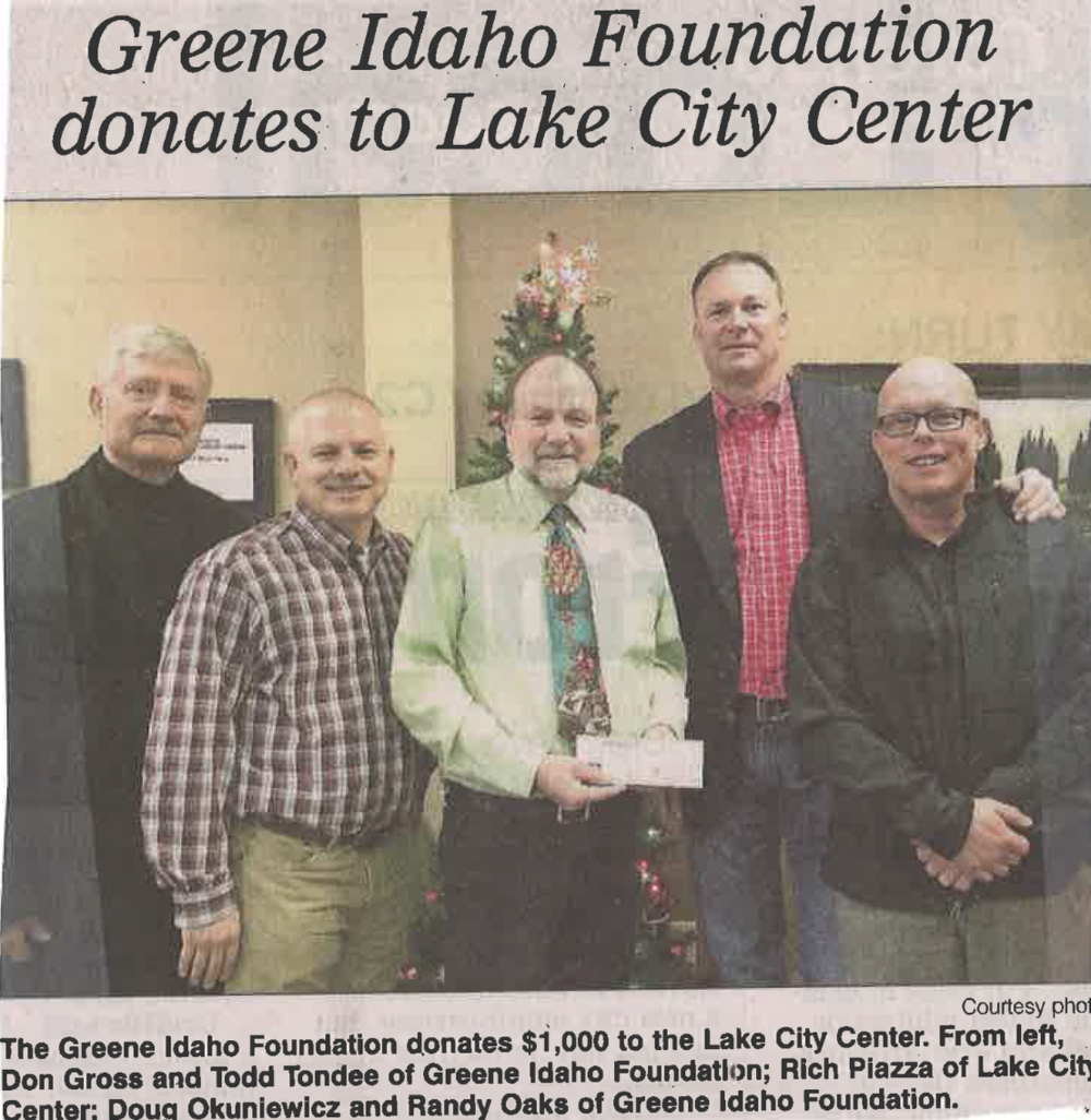 lake city donation photo 2015.png