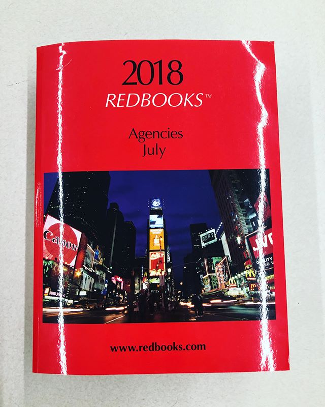 Fun to see ourselves in the Redbook list of advertising agencies, the leading agency and advertising database in the world! The new 2018 edition was just released, and it is always wonderful to see new directories to help clients find their perfect fit.  #adagency #database #adage #advertising #marketing #redbook #clients #publicrelations #pr #tucson #arizona #southernarizona @prsacorpcomms @ad2tucson