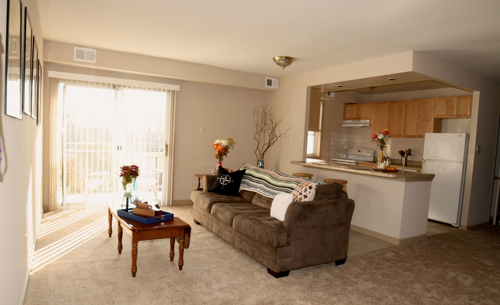 Our apartments are receiving a lot of updates, including new carpet and kitchens.
