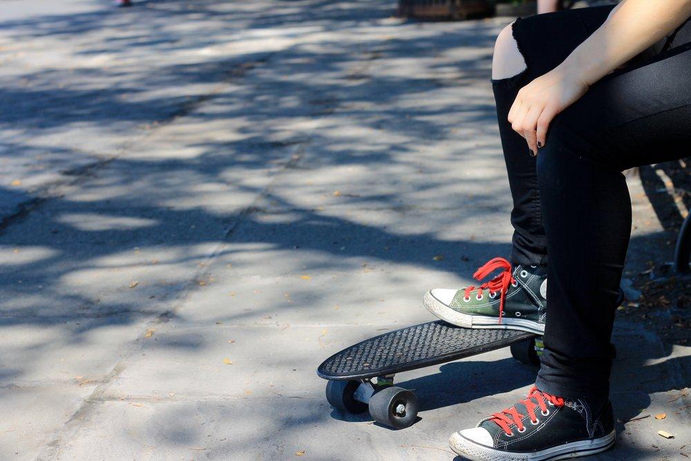 Just Skate by Rachel Sheldon