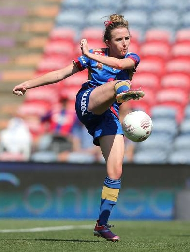 Rhali Dobson - Football - Melbourne City W-League Michael has been such a positive support and really pushed me to be my best both physically and mentally in my Newcastle Jets pre-season. I have never been a fan of the gym but I have become a Cornerstone Strength & Conditioning convert! Highly recommend to all athletes; particularly those in my field of soccer/football and for females and males. Sam and Michael understand your needs and really support you to reaching your goals and potential!
