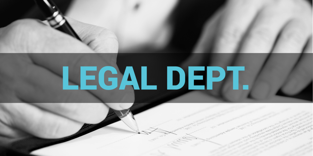 legal department home banner