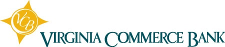 Viriginia Commerce Bank logo