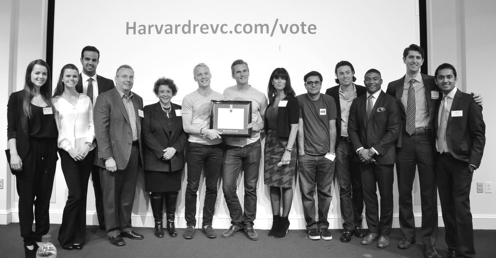 The Harvard REVC founding members