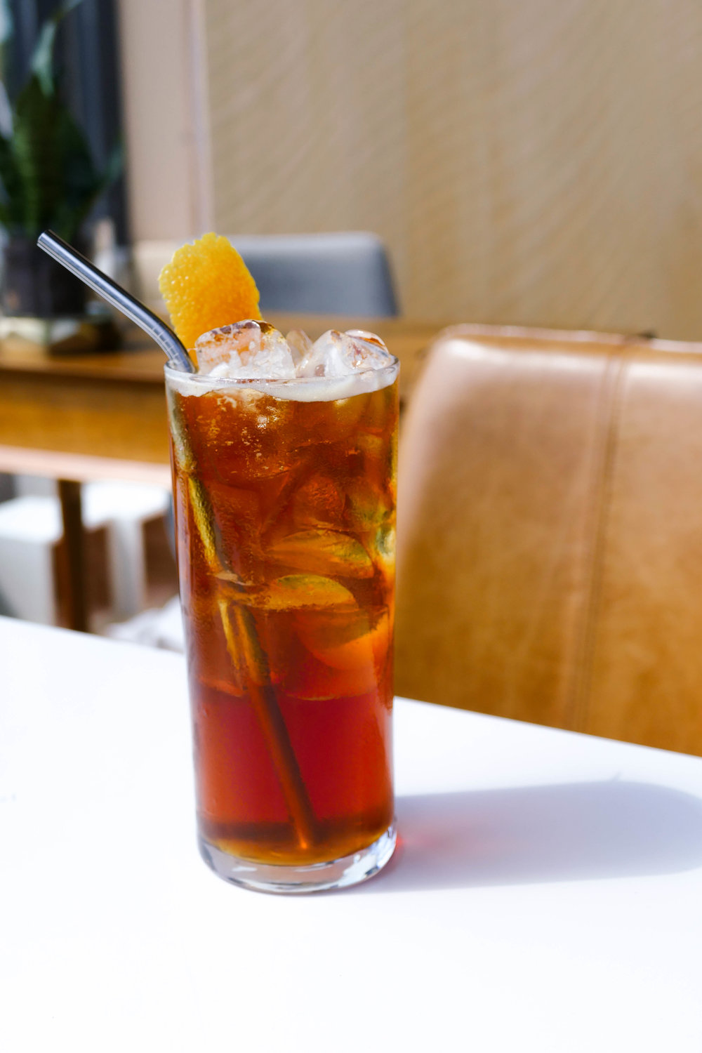 It was, true to its name, the best coffee soda I have ever tried. The coffee is fully up front, just sweet enough and balanced with a bite of citric acid.  - JIM MYERS, THE TENNESSEAN