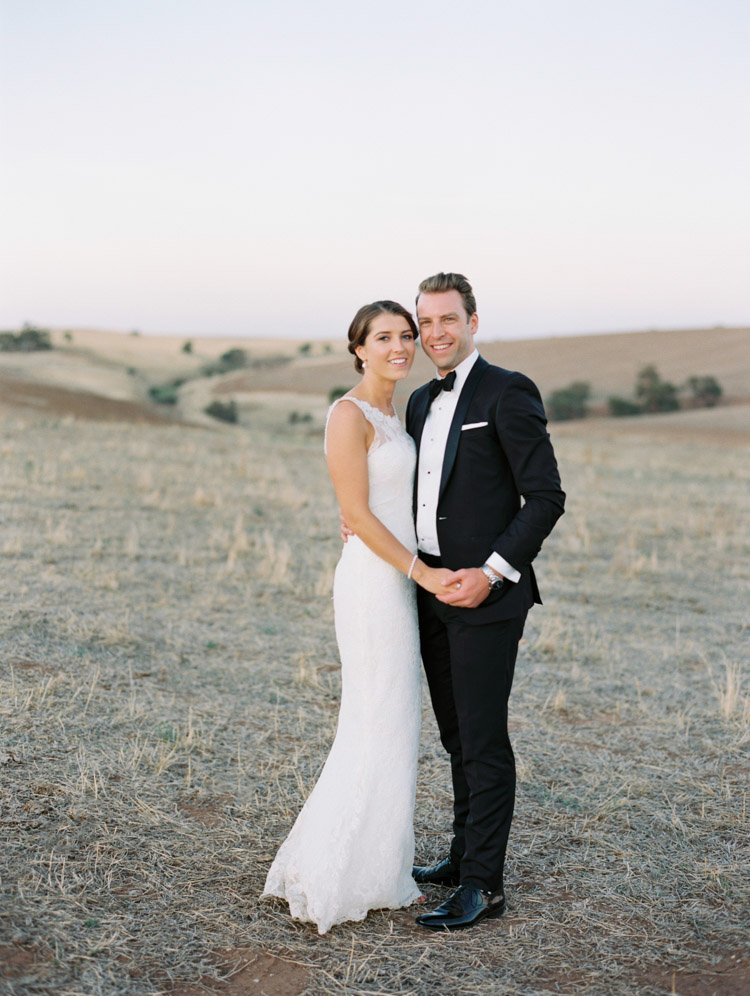 MEGAN & ANDREW Kingsford Homestead