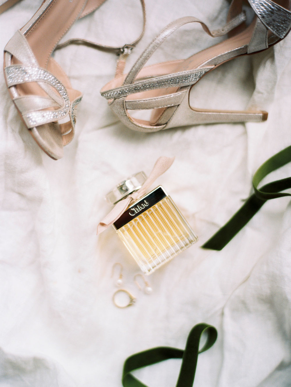 Adelaide Wedding Shoes near Chloe bridal perfume