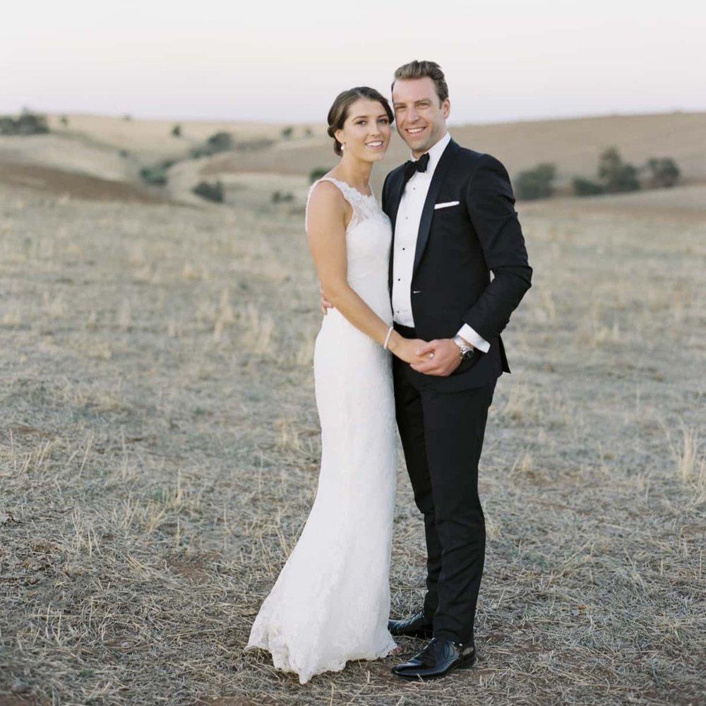 Kingsford Homestead Wedding Photography