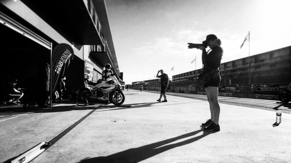Sports photographer, Motorsport photographer
