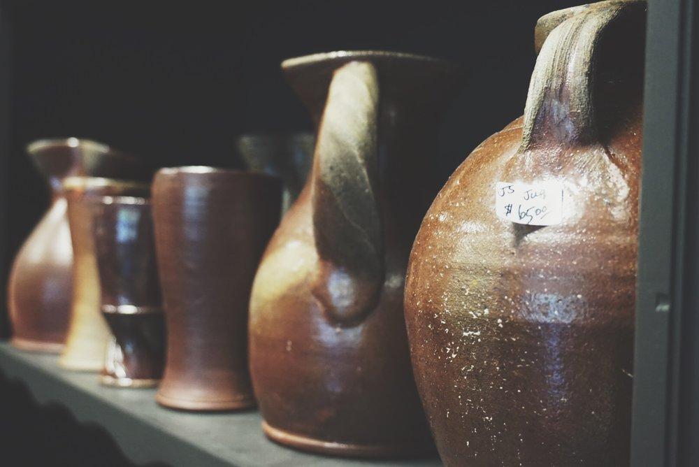 Handmade Pottery by Joe Sink