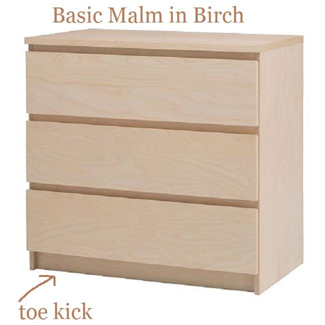 Minty Malm...Ikea Hack