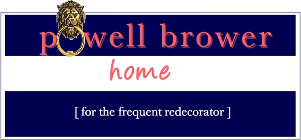 Powell Brower In The House Guest Post Calling It Home