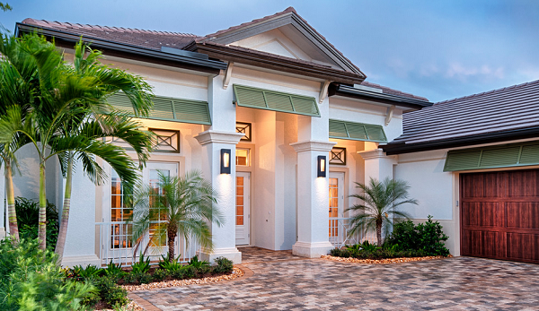 High Quality Key West Style Home Design