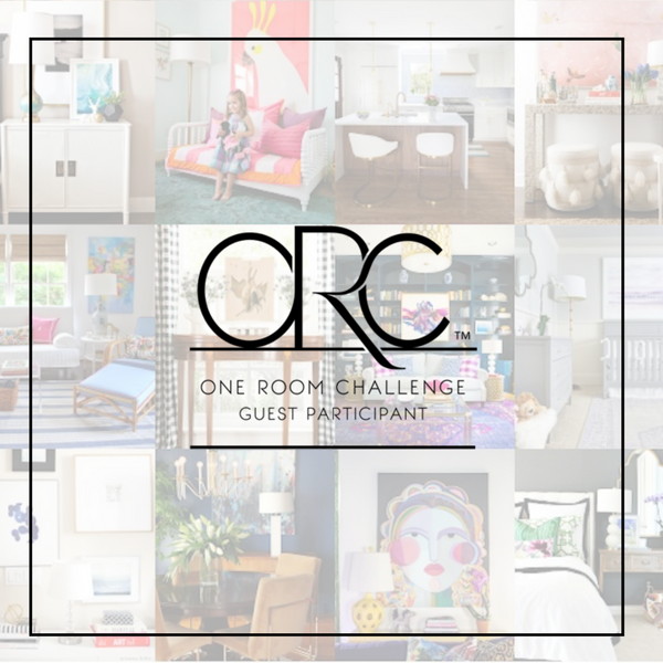 One Room Challenge™ Guest Participants, Week 6