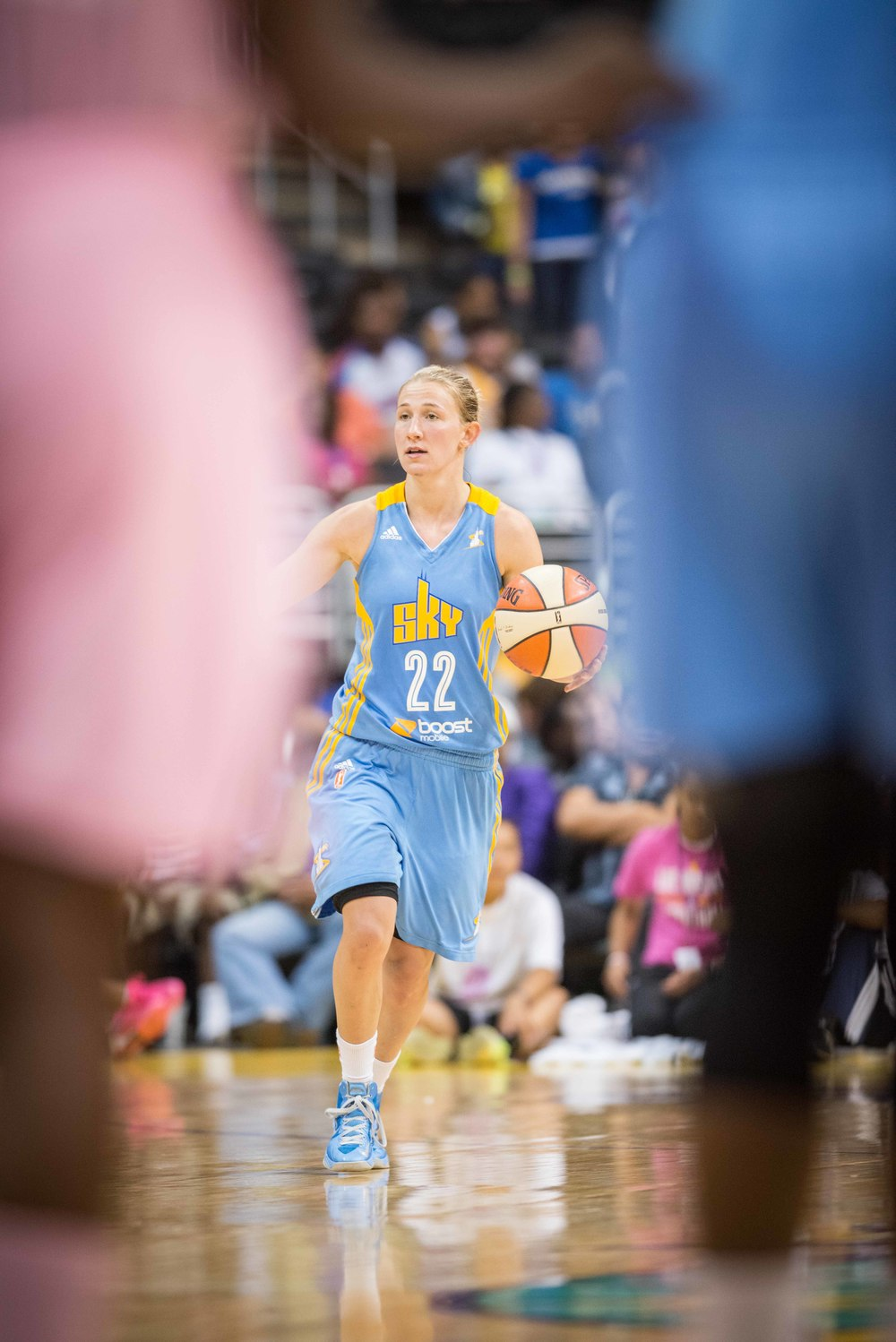 Los Angeles Sparks vs. Chicago Sky