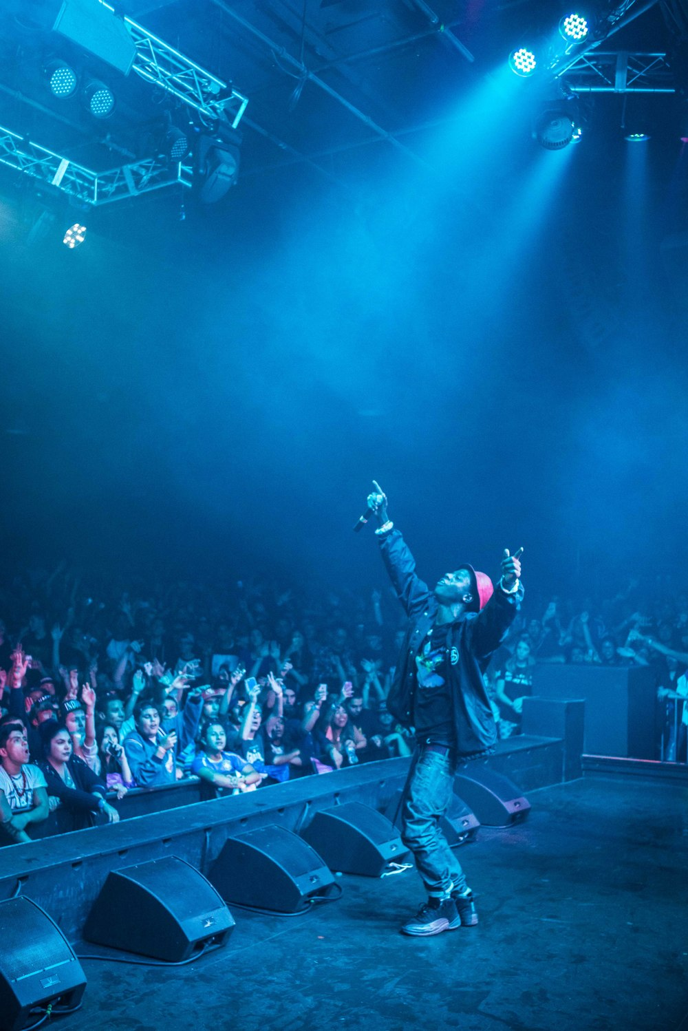 Joey Badass @ The Smoker's Club Tour