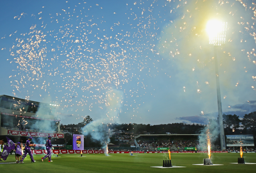 Jones thinks that the Big Bash League has helped to attract a whole new type of fan to cricket. Picture: Getty Images.