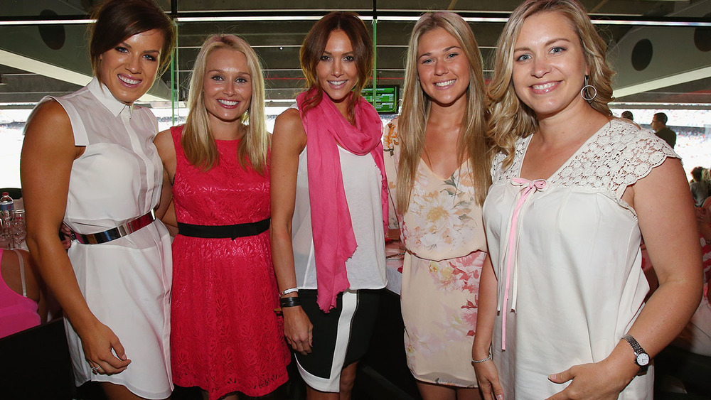 The Jane McGrath High Tea event is the perfect day out for a group of friends. Photo: Getty Images.