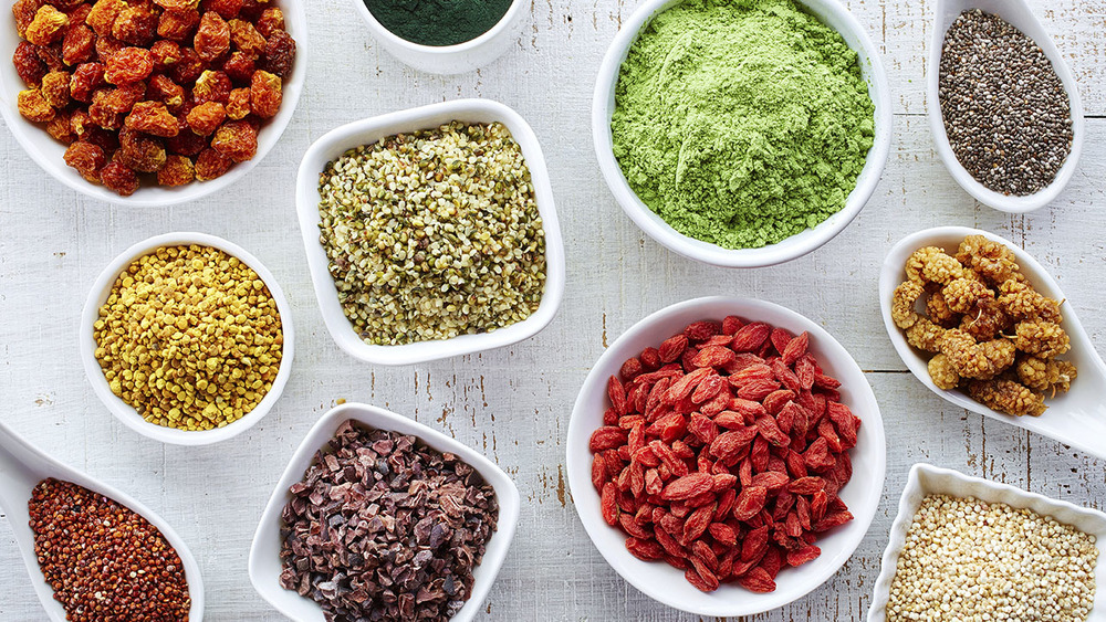 Protein comes in many forms and colours. Photo: iStock