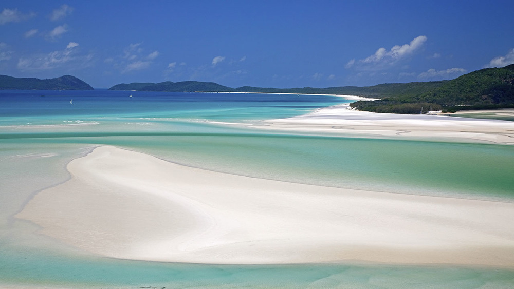 Whitehaven Beach should be on the bucket list for beach cricket enthusiasts. Photo: Istock.