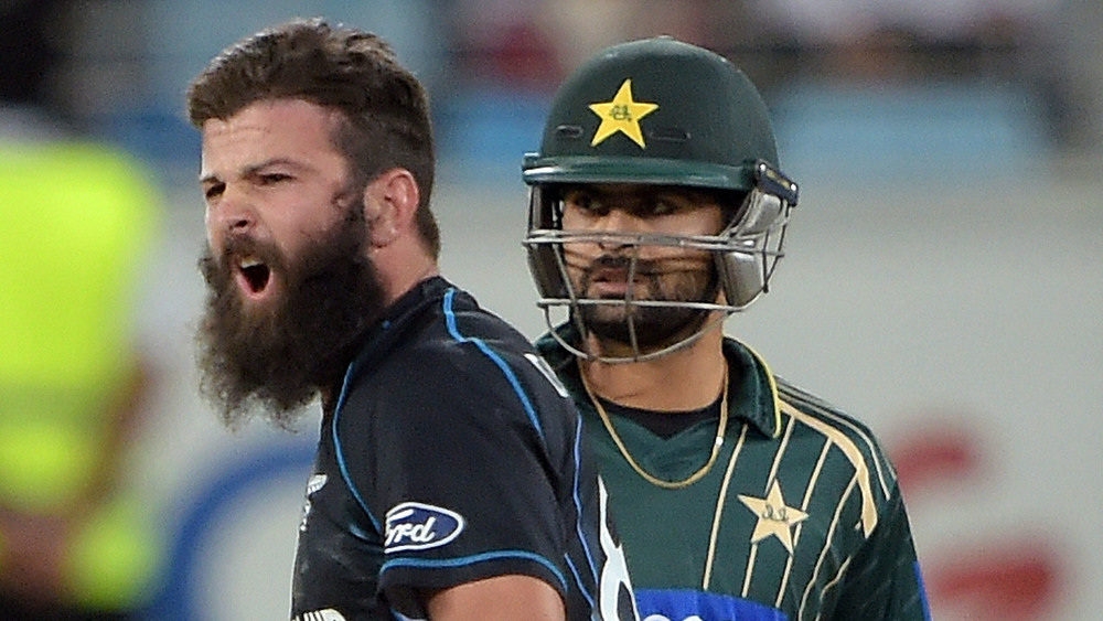 New Zealand now refrain from any sledging on the field. Photo: Getty Images.