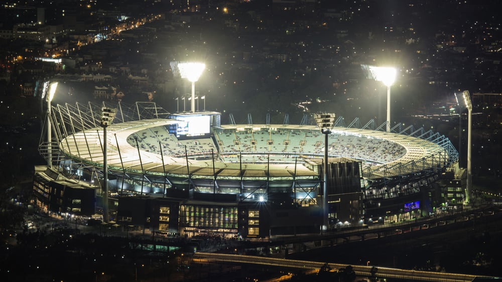 The MCG will host the Field of Flavours event this weekend. Photo: Getty Images.