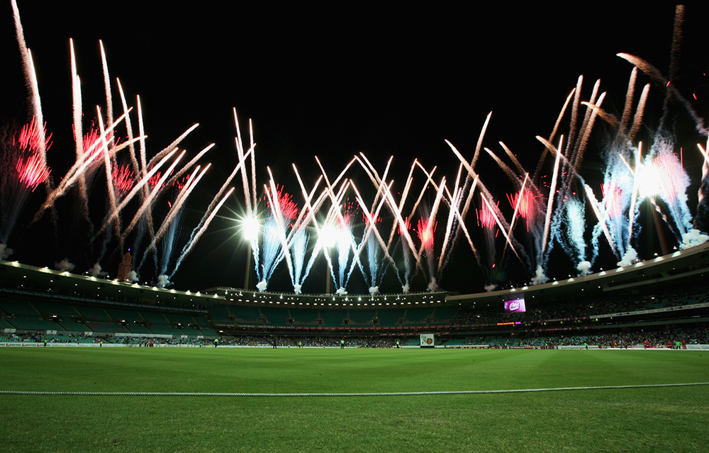 The Big Bash League Finals Series always brings plenty of excitement to the summer sporting calendar. Photo: Getty Images.