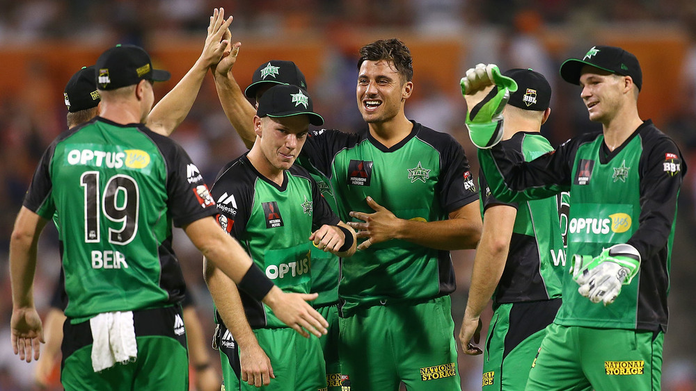 The Melbourne Stars have previously lost all four semi finals they've played in. Photo: Getty Images.