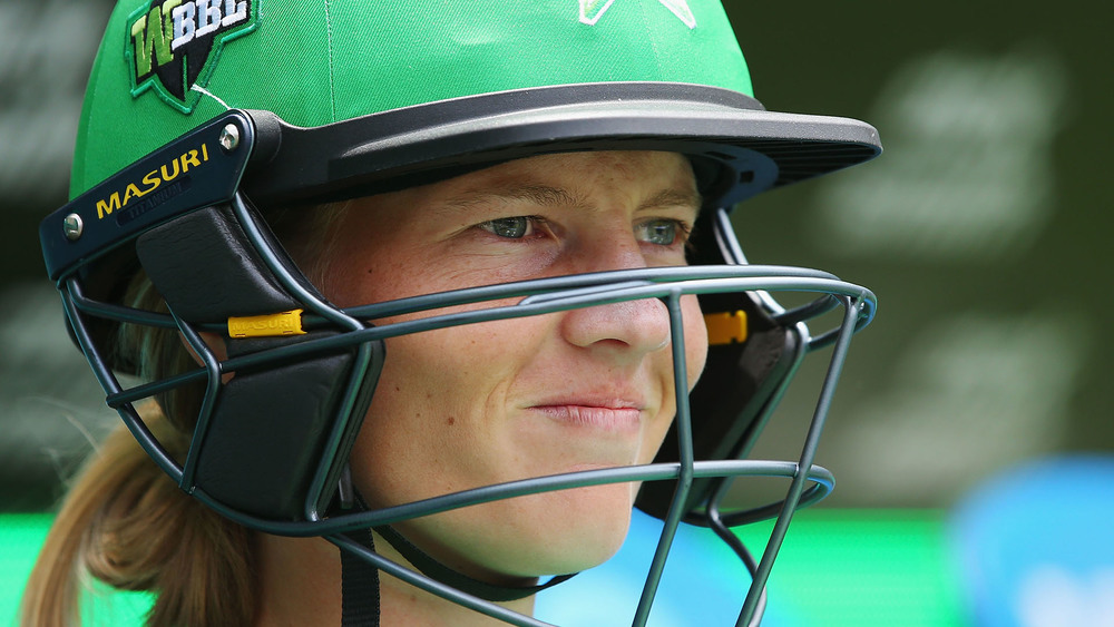 Skilled cricketers like Meg Lanning have played a pivotal part in the success of the launch of the Women's Big Bash League. Photo: Getty Iages.