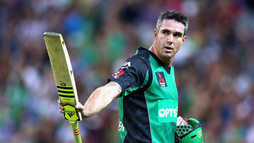Is Big Bash import Kevin Pietersen heading to the jungle? Photo: Getty Images.